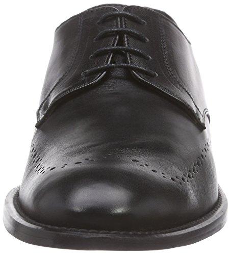 Florsheim RUSSELL - Zapatos Derby Hombre Negro