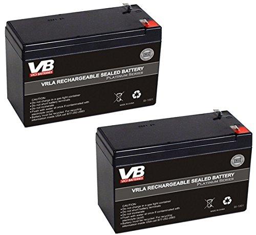 High Performance Upgrade For Your Razor E200/E200S/E300 Batteries For 28% Longer Run Time VICI High Performance Battery Pack by VICI Battery