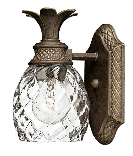Hinkley 5310PZ Tropical/British Colonial One Light Bath from Plantation collection in -