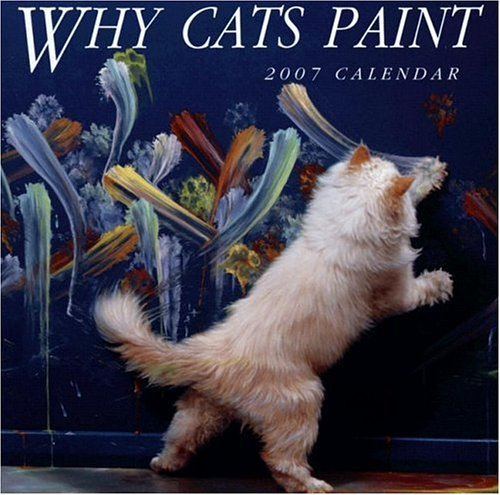 Why Cats Paint Calendar