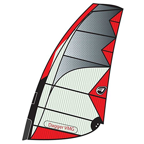 Aerotech Sails 2017 Dagger 8.5m Red Windsurfing Sail Windsurfing Boom