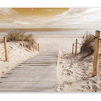 artgeist photo wallpaper beach sea 135 x101 xxl peel and. Black Bedroom Furniture Sets. Home Design Ideas