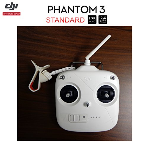 DJI Phantom 3 Standard # GL358WA Part 74 80 Remote Controller 5.8 G & Mobile Device Holder