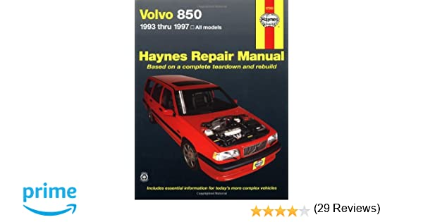 Volvo 850 series 1993 thru 1997 haynes manuals ed scott john h volvo 850 series 1993 thru 1997 haynes manuals ed scott john h haynes 0038345970504 amazon books fandeluxe Image collections