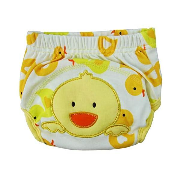 CuteOn 7 pacchetto di Formazione del Bambino del Bambino dei Ragazzi delle Ragazze di Cotone Potty Pantaloni… 3