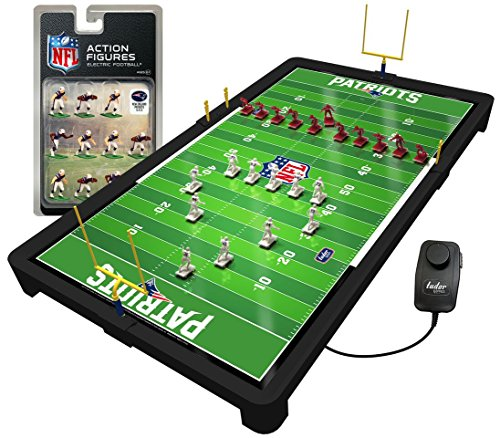 - New England Patriots NFL Electric Football Game