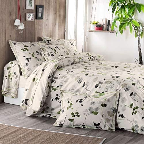 Drap plat haut de gamme pas cher - linge de lit maison