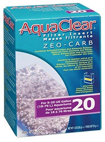 AquaClear 20 Zeo-Carb (Biomax Insert Aquaclear Filter)