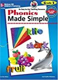 Phonics Made Simple, Carson-Dellosa Publishing Staff, 0768203481
