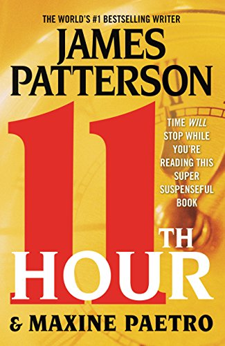 11th Hour (Women's Murder Club) by [Patterson, James, Paetro, Maxine]