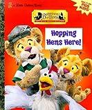 Hopping Hens Here!, Louise Gikow, 0307995100