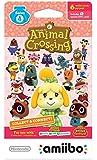 Nintendo Animal Crossing amiibo Cards Series 4 (6-Pack) - Nintendo Wii U
