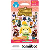 Nintendo Animal Crossing amiibo Cards Series 4 for...