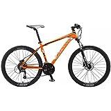 "19"" Sundeal M7 26"" Hardtail MTB Bike Hydro Disc Shimano Altus 3x9 MSRP $599 NEW"