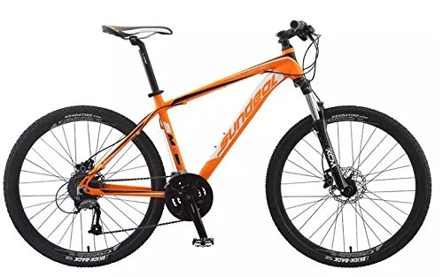 15″ Sundeal M7 26″ Hardtail MTB Bike Hydro Disc Shimano Altus 3×9 MSRP $599 NEW Review