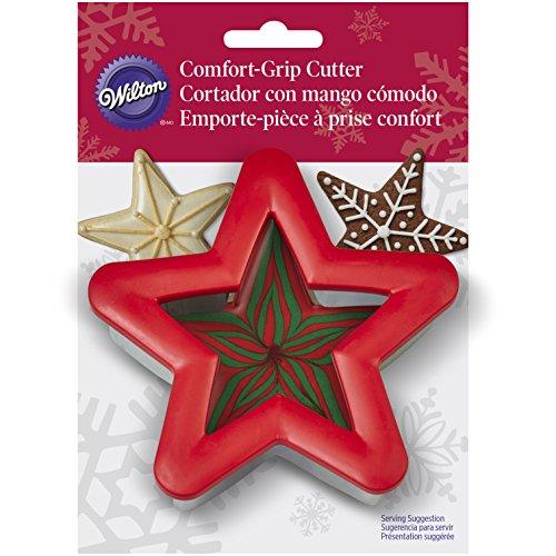 (Wilton Holiday Comfort Grip Star)