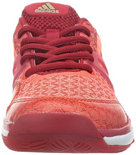 B33477 Adidas Chaussures Tennis Ubersonic De Rouge Femme Adizero rRFqSRaY1