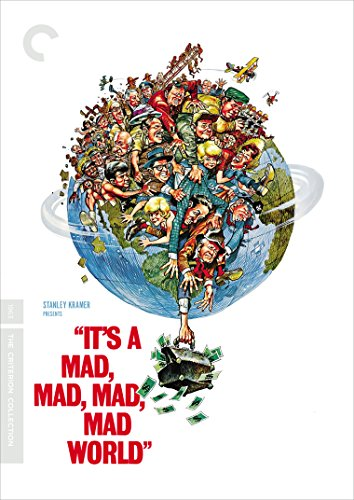 It's a Mad, Mad, Mad, Mad World by Criterion