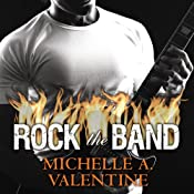 Rock the Band: Black Falcon, Book 1.5 | Michelle A. Valentine