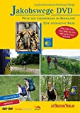 Jakobswege DVD: Wege der Jakobspilger im Rheinland - eine interaktive Reise