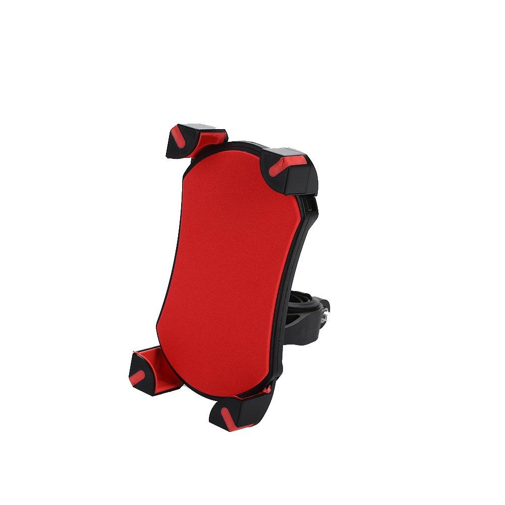 CAIDUD Haltbar Reitkäfig Fahrrad-Telefonhalter Outdoor Fahrradzubehör Elektro-Motorrad 3 Farben Praktisch 402629_3-Cai230678
