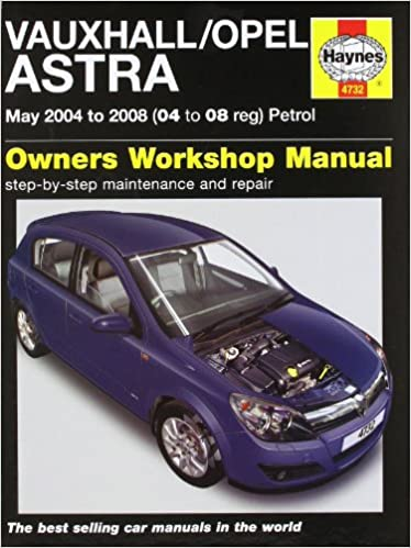 Vauxhallopel astra may 2004 to 2008 04 to 08 reg petrol service vauxhallopel astra may 2004 to 2008 04 to 08 reg petrol service repair manuals amazon john s mead 9781844257324 books ccuart Image collections
