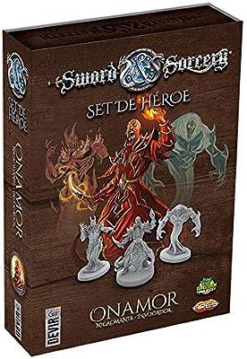 Devir- Sword & Sorcery Personajes: Ryld (BGSISPO): Amazon.es: Juguetes y juegos