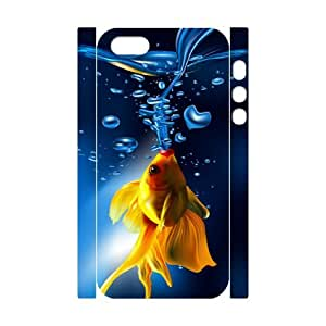 G-C-A-E2076853 3D Art Print Design Phone Back Case Customized Hard Shell Protection Iphone 5,5S