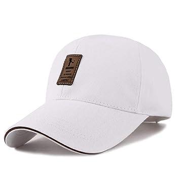 FBXYL 7 Colores Sombrero De Golf para Hombre Gorras De ...