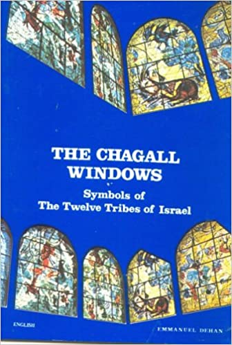 The Chagall Windows Symbols Of The Twelve Tribes Of Israel