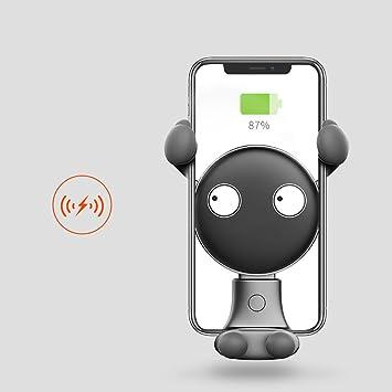 FJW Autotelefonhalterung Auto-Schnapp-Typ Handy Navigation Halterung ...