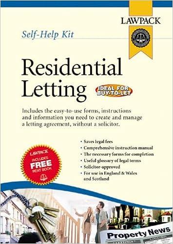Residential Letting Kit