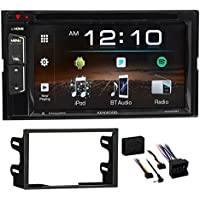 Kenwood DVD/iPhone/Android Bluetooth/USB Receiver For 2002-2005 Volkswagen Gti
