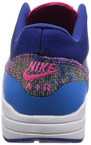 photo Air pink Blue Baskets Femme Bleu Nike Royal 1 Max deep W Flyknit Blast Blue Ultra HqfBz6