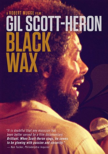 Gil Scott-Heron - Black Wax (DVD)