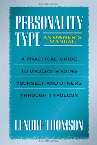 Personality Type (Jung on the Hudson Book Series)