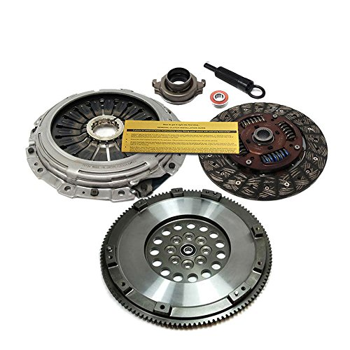 EXEDY CLUTCH KIT & CHROMOLY FLYWHEEL for 2006-09 SUBARU LEGACY GT SPEC.B 6-SPEED (Flywheel Spec)