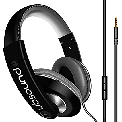 Ubsound Dreamer Cuffie Stereo On-Ear Sovraurali, Nero