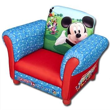 Amazon.de: Kindersessel - Sessel - mit Motivauswahl (Mickey Mouse) | {Kindersessel 57}