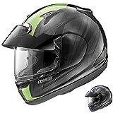 Arai Signet-Q Scheme Pro-Tour Helmet - Large/Blue