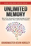 Unlimited Memory: How to Use Advanced Learning