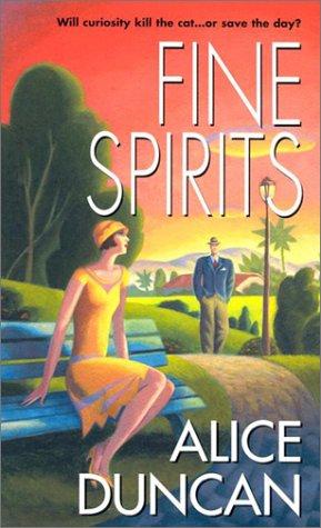 book cover of Fine Spirits