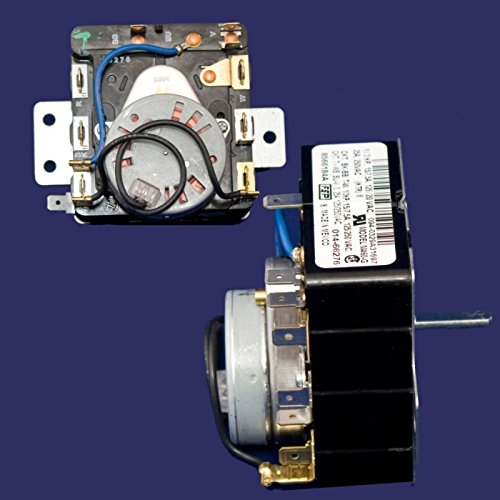 whirlpool 8566184 timer - 4