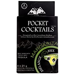 Premium lightweight cocktail mix: unwind and celebrate after your outdoor adventures with Bar Country Premium cocktail mix. Formulated by bartenders seeking a portable cocktail kit to pair with outdoor adventure, Bar Country provides everythi...