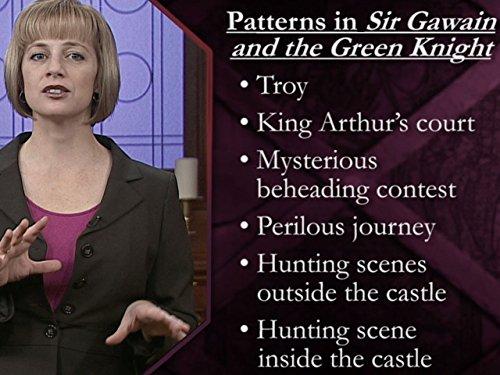 Sir Gawain and the Green Knight (Plot Of Sir Gawain And The Green Knight)