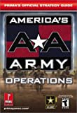 America's Army, Prima Temp Authors Staff and Michael Knight, 0761541691