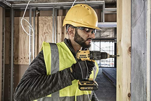 DEWALT DCD778S2T XR 18V 13mm Brushless Li-ion Cordless Hammer Drill Driver with 2x1.5 Ah Batteries included 7