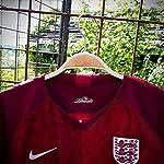 Nike 2019-2020 England Womens Away Soccer Jersey 8