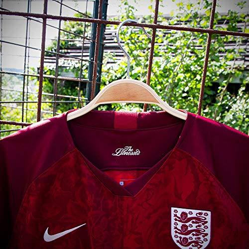 Nike 2019-2020 England Womens Away Soccer Jersey 4