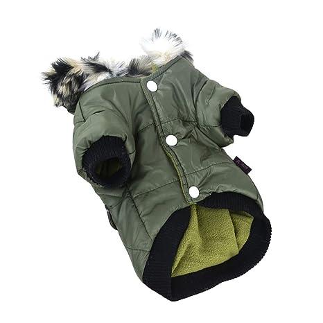 POPETPOP Capa del Perro para Mascotas Ropa para Mascotas para Perros, Perros, Perritos y